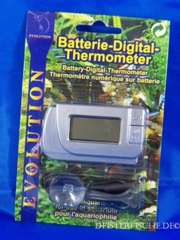 Batterie-Digital-Thermometer